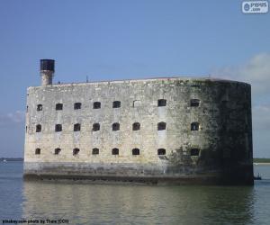 Fort Boyard, Frankreich puzzle