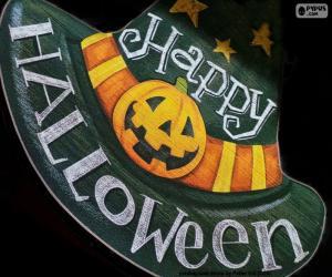 Fröhliches Halloween puzzle