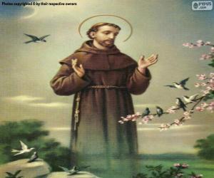 Franz von Assisi puzzle