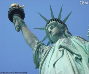 Freiheitsstatue, New York puzzle