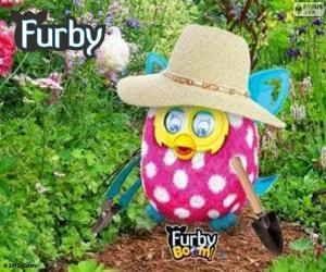 Furby Gärtner puzzle