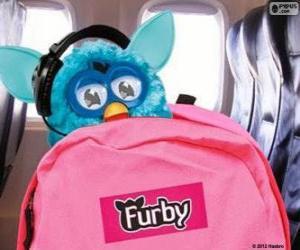 Furby geht auf Urlaub puzzle
