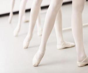 Füße von Tänze puzzle