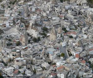 Göreme, Türkei puzzle