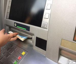Geldautomat puzzle