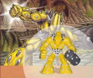 Gheos der herr der kräfte (Series 1) (Erde) (Power 9) puzzle