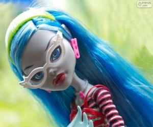 Ghoulia Yelps von Monster High puzzle