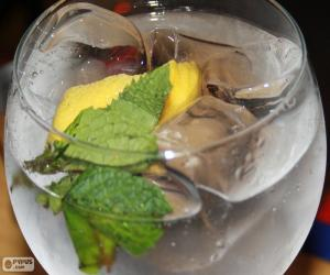 Gin tonic puzzle