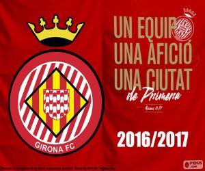 Girona FC 2016-2017 puzzle