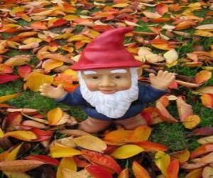 Gnome oder Zwerg puzzle