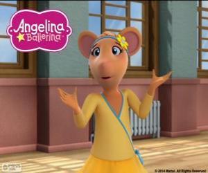 Gracie, Zeichen von Angelina Ballerina puzzle