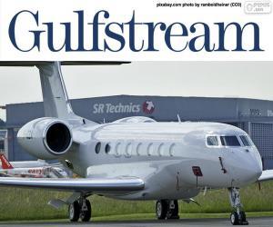 Gulfstream G650 puzzle