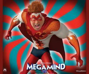 Hal Steward hat sich zu einem neuen Superhelden, Titan puzzle