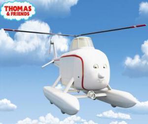 Harold ist ein gutmütiger Hubschrauber puzzle