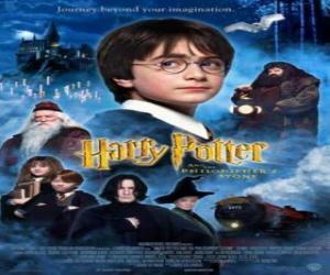 Harry Potter und der Stein der Weisen  puzzle