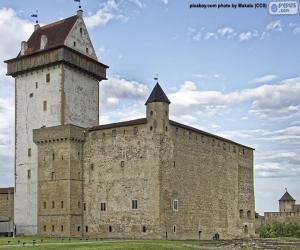 Hermannsfeste, Estland puzzle