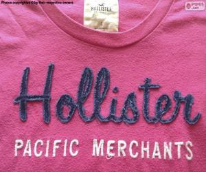 Hollister T-Shirt puzzle