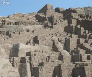 Huaca Pucllana, Lima, Peru puzzle