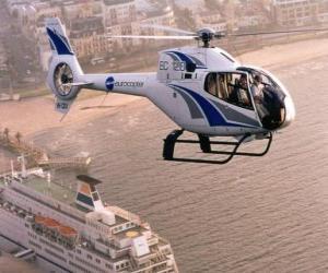Hubschrauber puzzle