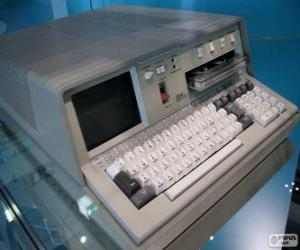 IBM 5100 Portable Computer (1975) puzzle