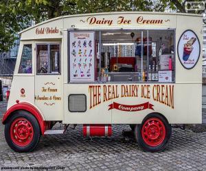 Ice Cream Truck puzzle
