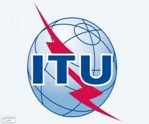 ITU-Logo, Internationale Fernmeldeunion puzzle
