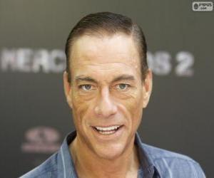 Jean-Claude Van Damme puzzle
