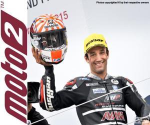 Johann Zarco, Moto2-2015 puzzle