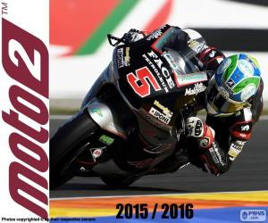 Johann Zarco, Moto2 2016 puzzle