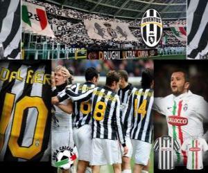 Juventus Turin puzzle