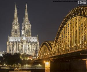Kölner Dom, Deutschland puzzle