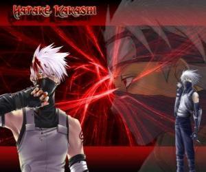 Kakashi Hatake, Meister der Ninjas puzzle