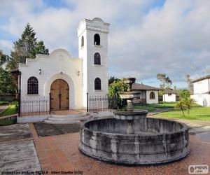 Kapelle, Ecuador puzzle