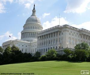 Kapitol, Washington D. C. puzzle