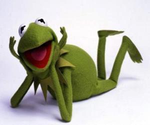 Kermit der Frosch puzzle