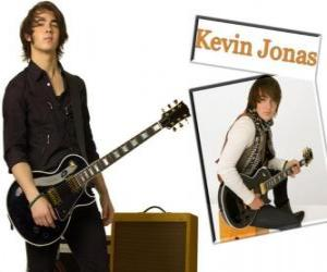 Kevin Jonas (Jason in Camp Rock) puzzle