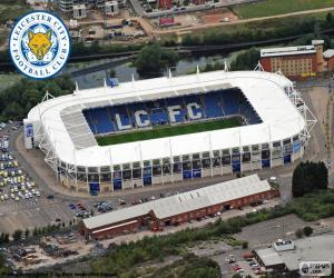 King Power Stadium puzzle