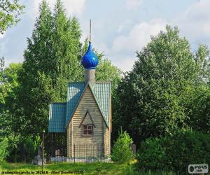 Kleine Kapelle, Russland puzzle