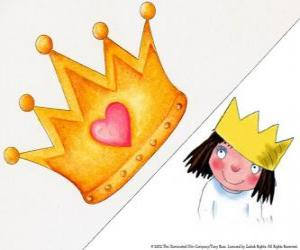 Kleine Prinzessin puzzle
