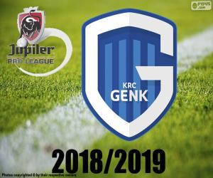 KRC Genk, Meister 2018-2019 puzzle