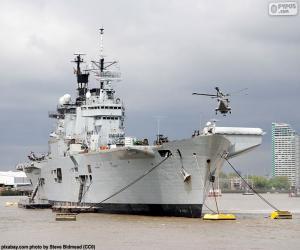Kriegsschiff puzzle