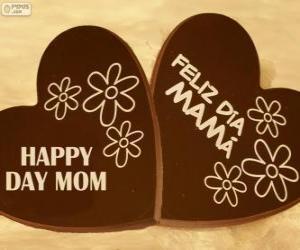 Kuchen für Mama puzzle