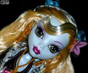 Lagoona Blue von Monster High puzzle