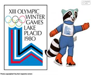 Lake Placid 1980 Olympische Spiele puzzle