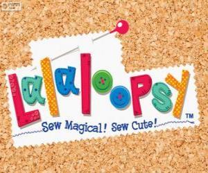 Lalaloopsy-logo puzzle