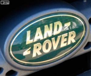 Land Rover-logo puzzle