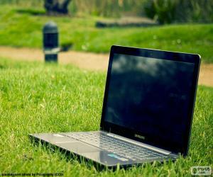 Laptop, Notebook puzzle