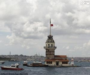 Leanderturm, Türkei puzzle
