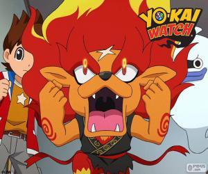 Leodrio, Yo-Kai Watch puzzle
