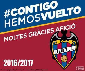 Levante UD 2016-2017 puzzle